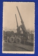 Artiglieria Cannoni Foto Artillery Guns - Guerra, Militari