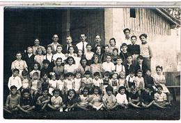 A Identifier   Photo Colonie De Vacances  OU ? ID73 - Postcards