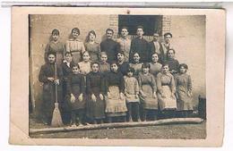 A Identifier   Photo Famille   OU ? ID60 - Postcards