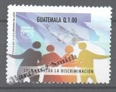 Guatemala 2013 Yvert 691, Fight Against Discrimination - MNH - Guatemala