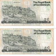 Ecosse 1 Pound - Banknotes