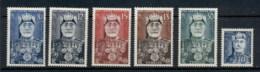 Tunisia 1954-55 Bey Of Tunis MLH - Tunisia