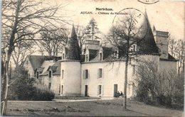56 - AUGAN -- Château Du Hardouin - France