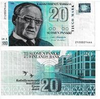 Finlande 20 Mark - Finland