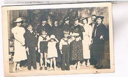 A Identifier  Carte Photo  Famille   OU ? ID70 - Postcards