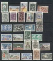 Tunisia 1959-61 Pictorials MLH - Tunisia