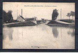 21. Brazey En Plaine. Le Bassin Du Canal - Otros Municipios