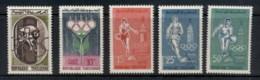 Tunisia 1960 Summer Olympics Rome MLH - Tunisia