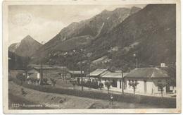 ACQUAROSSA Stazione Bahnhof Mit Bahn - TI Tessin