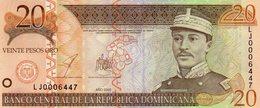 MEC.62 / RÉP. DOMINICAINE / 5 PESOS ORO 2003 GREGORIO LUPERON / UNC - Dominicana