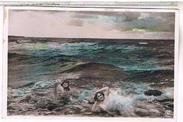 A Identifier  Carte Photo  Pin Ups Oranotypie  1905   OU ? ID61 - Postcards