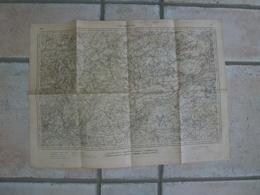 Carte Grammont Herzele Belgique FlandreOultre Ressegem Welden Dicklele Syngem Meylegem - Cartes Topographiques