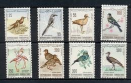 Tunisia 1965-66 Birds MLH - Tunisia