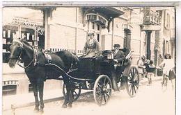 A Identifier  Carte Photo  Bel Attelage Cheval  1919   OU ? ID62 - Postcards