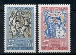 Tunisia 1969 ILO 50th Anniv. MLH - Tunisia