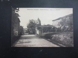 Perignac Entrée Du Bourg - Francia
