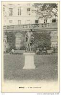 PARIS- (Statue De Alain Chartier) - France