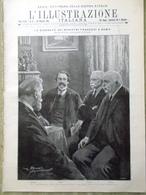 L'illustrazione Italiana 20 Febbraio 1916 WW1 Sant'Apollinare Monfalcone Doberdò - Guerra 1914-18