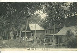 02 - AILLY SUR NOYE / LA TANNERIE - Ailly Sur Noye