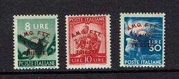 ITALY....Trieste..1948...mh - 7. Trieste
