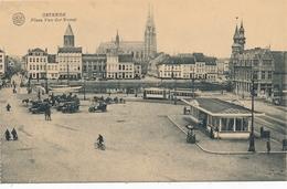 CPA - Belgique - Oostende - Ostende - Place Van Der Sweep - Oostende