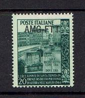 ITALY....Trieste..1949...mh - 7. Trieste