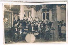 A Identifier  Carte  Photo  Orchestre  OU ? ID85 - Postcards