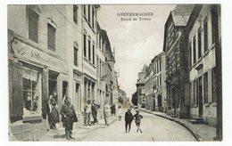 Grevenmacher. Route De Treves - Cartes Postales