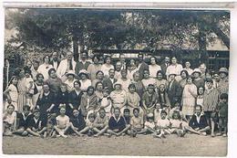 A Identifier  Carte  Photo  Famille Colonie De Vacances ,  OU ? ID94 - Postcards