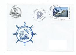17088 - ARMADA DE ROUEN 2019 - GOELETTE LA RECOUVRANCE - TPAM  DE LA GOELETTE - Posta Marittima