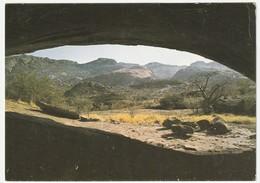 AK Namibia SWA. 1973 Postalisch Nach Düsseldorf. 2 Scans. 14,8 X 10,5 Cm - Namibia
