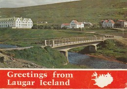 Greetings From Laugar, Iceland - Iceland