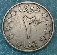 Afghanistan 2 Afghanis, 1357 (1978) -0249 - Afghanistan