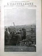L'illustrazione Italiana 27 Febbraio 1916 WW1 Ravenna Armenia San Michele Cereda - Guerra 1914-18