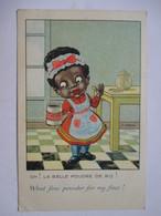 GIBSON  S.      -   OH ! LA BELLE POUDRE DE RIZ   -   CACAO      TTB - Autres Illustrateurs