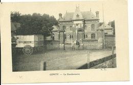 80 - CONTY / LA GENDARMERIE - Conty