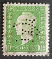 1945 New Daily Stamps, France, Republique Française, Uaed - France