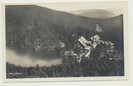 AK  Mummelsee Mit Gebäude 1929 - Allemagne