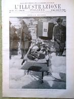 L'illustrazione Italiana 19 Marzo 1916 WW1 Battaglia Di Verdun Bailo Piacentini - Guerra 1914-18