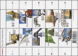 1807-1816 Schiffsparade Sail Amsterdam 2000 - Kleinbogen, Postfrisch ** - Niederlande