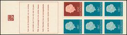 Markenheftchen 5 Juliane 10Cent / 18Cent MIT Textfeld, ** Postfrisch - Heftchen Und Rollen