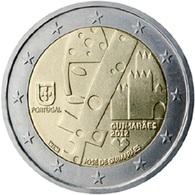 PORTUGAL - 2 Euro 2012 - Guimesarã - Disponibles!!! - Portugal