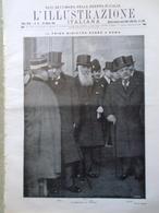 L'illustrazione Italiana 26 Marzo 1916 WW1 Piroscafo Duilio Pasic Gotti Verdun - Guerra 1914-18