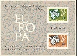 BELGIQUE BELGIUM LUXE SHEET COB LX36 EUROPA - Luxevelletjes