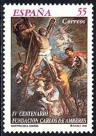 España. Spain. 1994. IV Centenario Fundacion Carlos De Amberes. Pedro Pablo Rubens - 1931-Hoy: 2ª República - ... Juan Carlos I