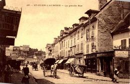 95 /  SAINT OUEN L AUMONE LA GRANDE RUE - Saint Ouen L'Aumone