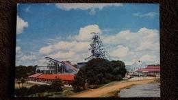 CPSM VISIT RHODESIA AND NYASALAND COPPER MINE AT KITWE PHOTO BULPIN - Cartes Postales