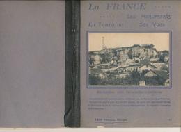 ROCHECORBON, Indre Et Loire - Cahier D'écolière Complet, 60 Pages De Devoirs - Léon Renaud, Bourges - Copertine Di Libri