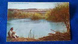 The River Jordan - Jordanien