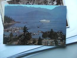 Canada Horseshoe Bay Ferry To Vancouver Island Nanaimo - Brits-Columbia